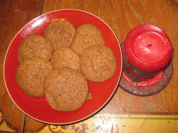 Bulgarian honey and spice cookies